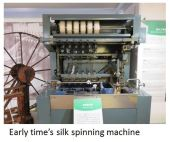 Silk M Spinning M x01