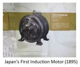 Toshiba induction Motor