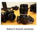 Camera – Nikon brand