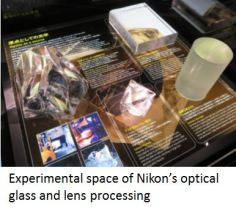 Nikon-x15 optical glass