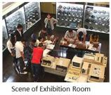 TUS-Scene of Exhibition Room