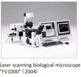 Olympus scan micro FV1000