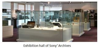 Sony- Exh hall xx