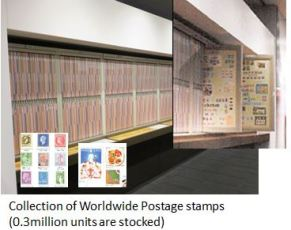 Postal- stamp x02