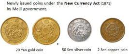 JOB- coin Meiji x01