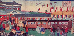 Meiji- Railway x01
