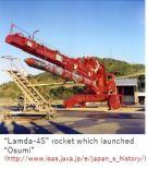 JAXA Tsukuba- rocket x03