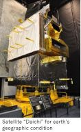 JAXA Tsukuba- satellite x16
