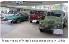 Hino Auto- P car x01