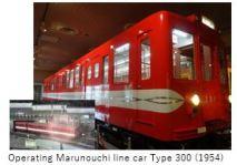 T Metro- Railcar x11